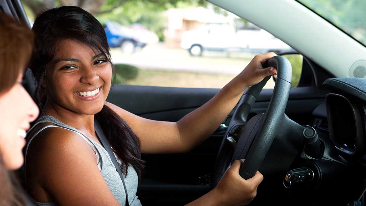 Safe Summer Driving For Teens