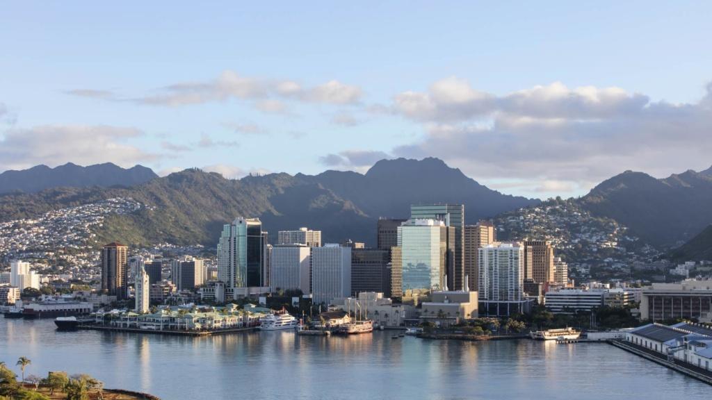 hawaii business property