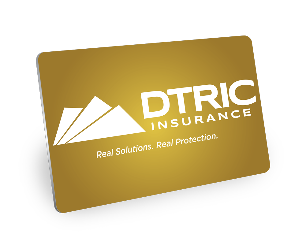 dtric gold card