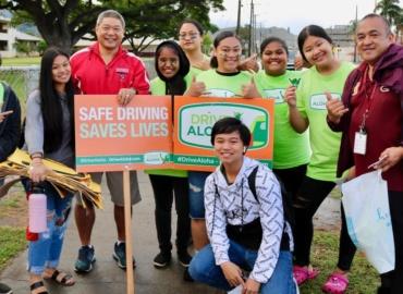 Be A Drive Aloha Ambassador