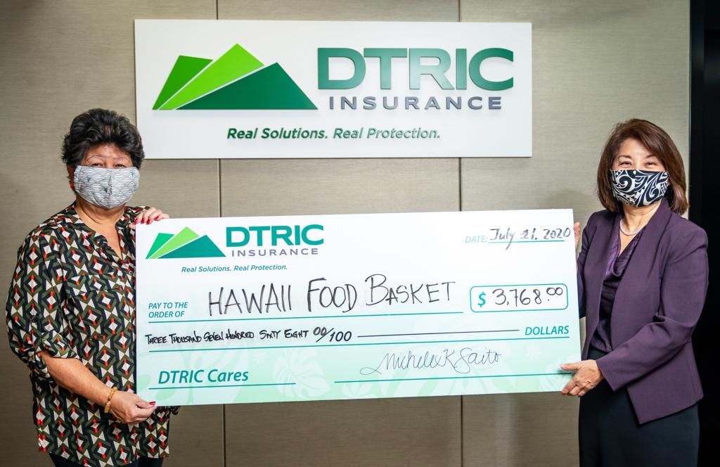 Hawaii Island - Food Basket