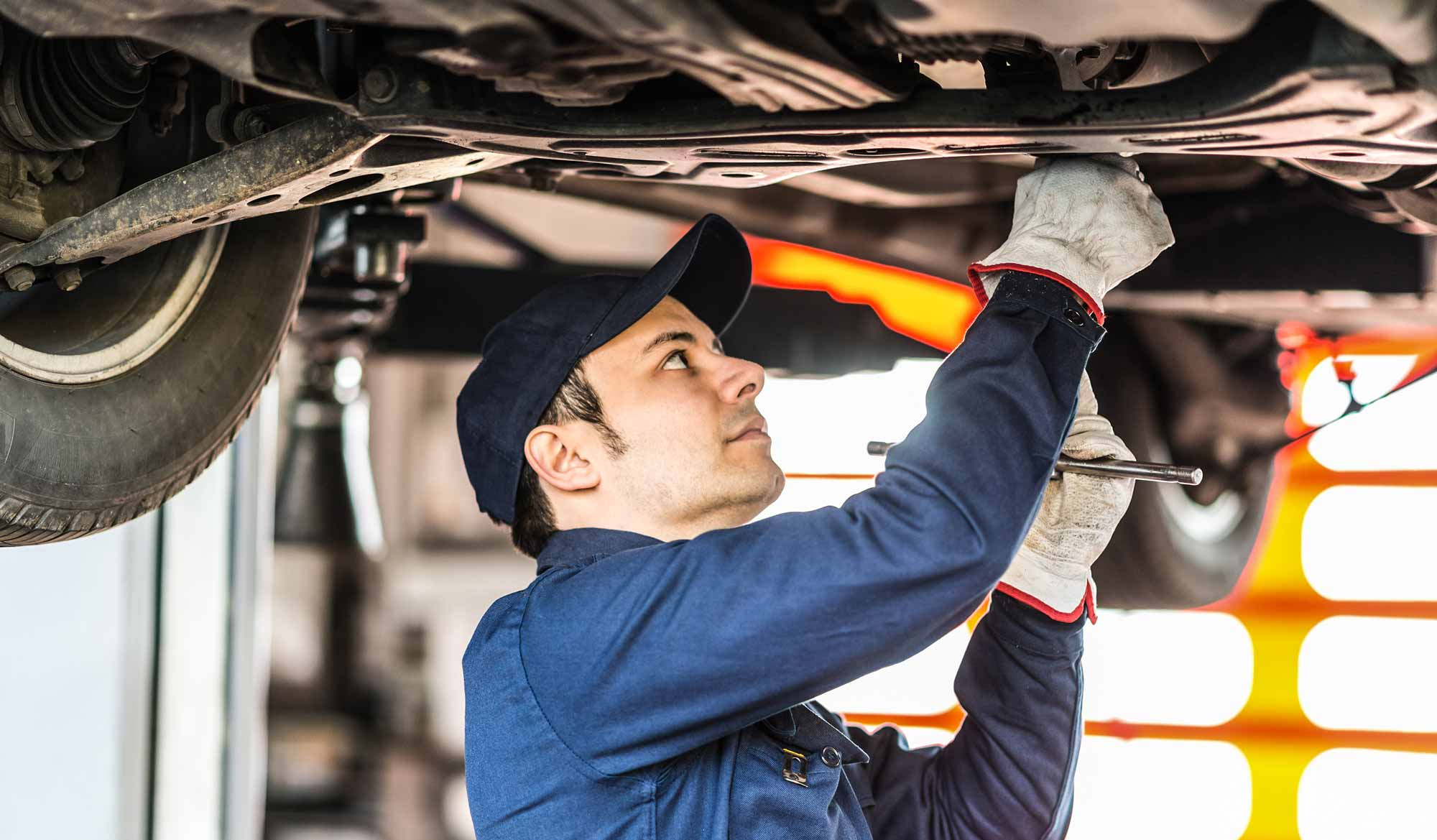 have a mechanic check the car