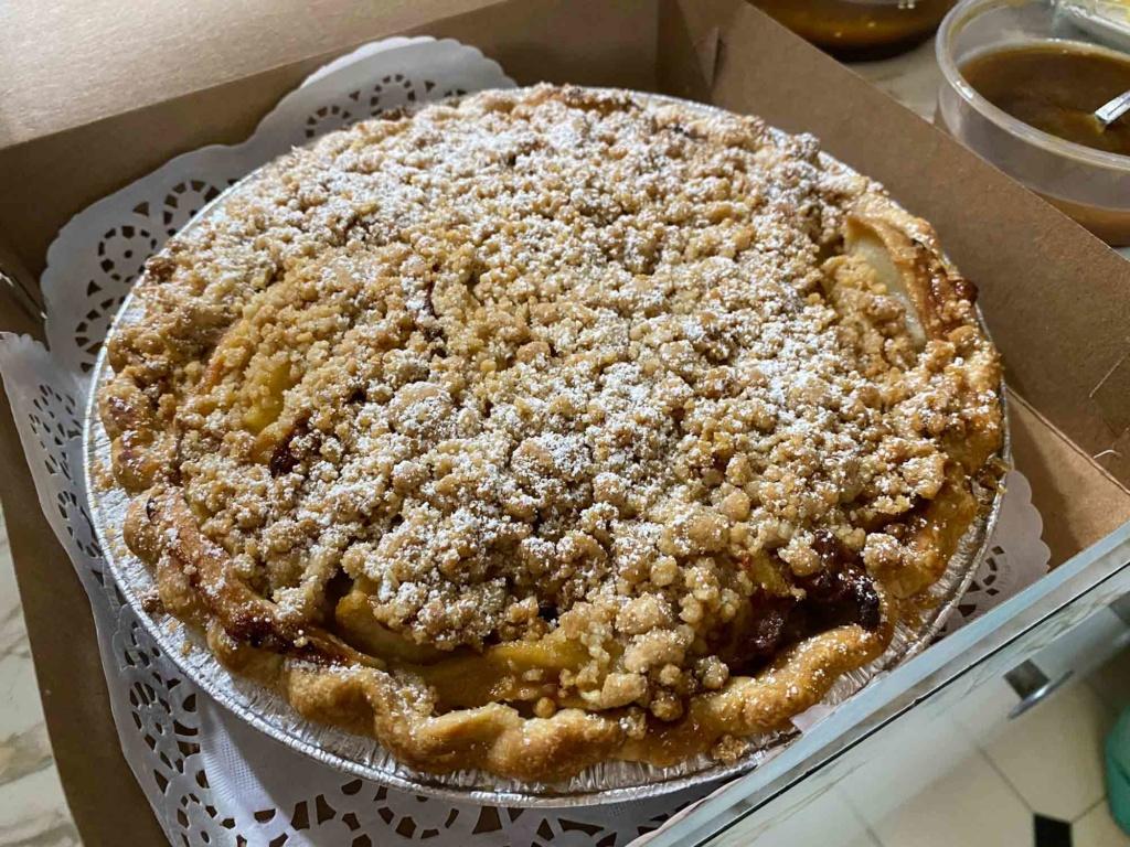 3660 apple pie