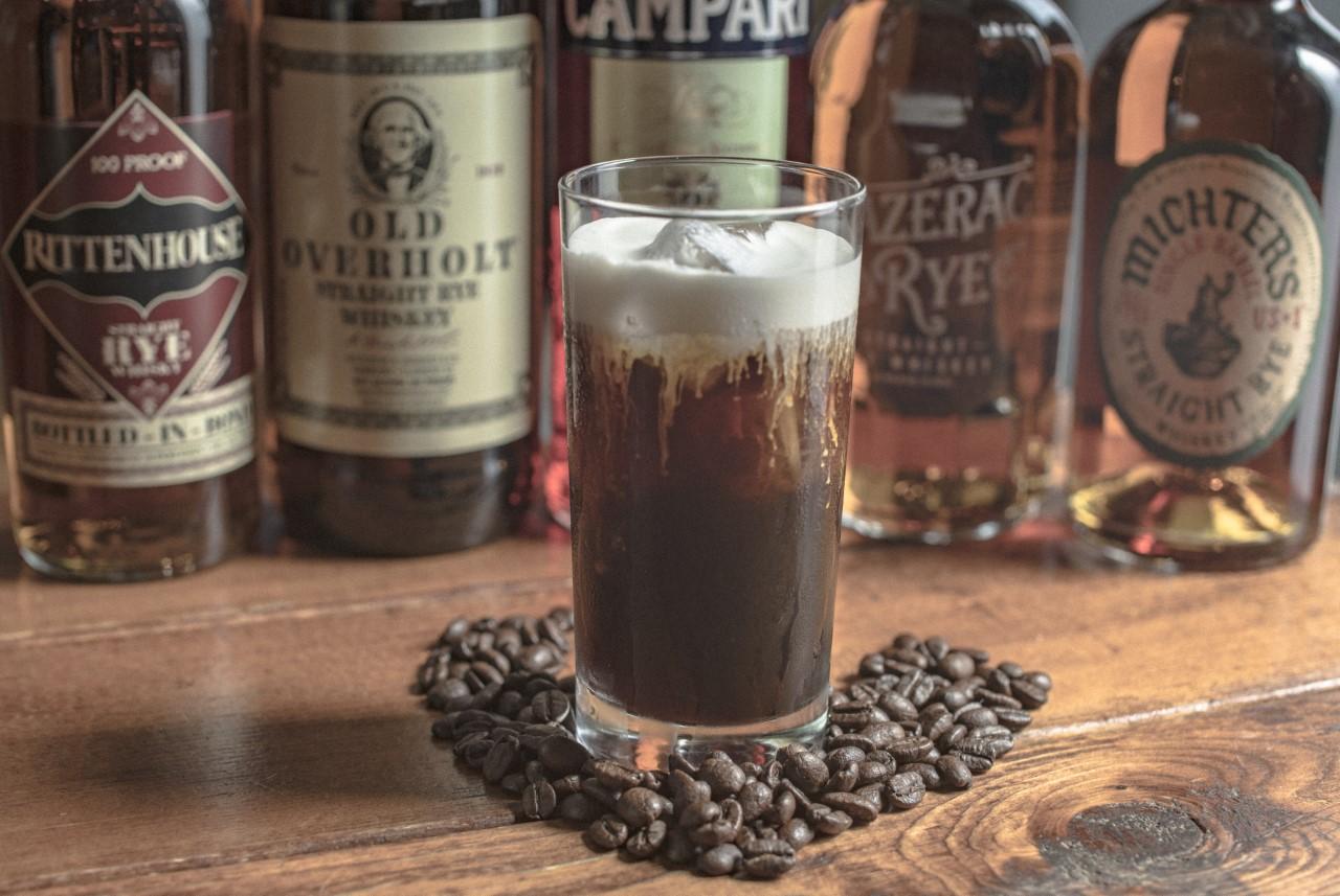 Vera Cruz Spiced Coffee by Dave Newman